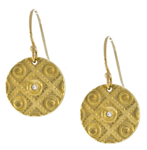 "Morocco Earrings ""Bring Life Texture"""