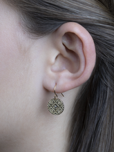 "Load image into Gallery viewer, Morocco Earrings ""Bring Life Texture"""