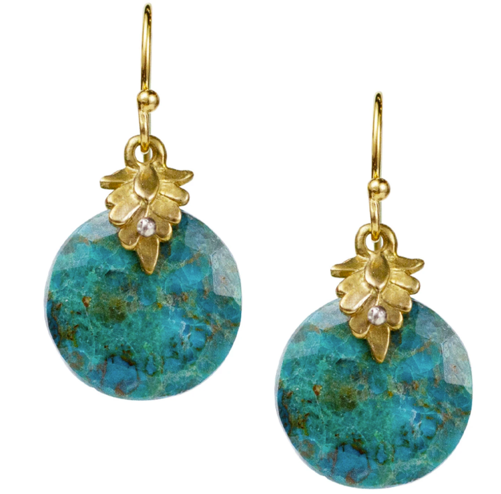 Portola Earrings - Turquoise