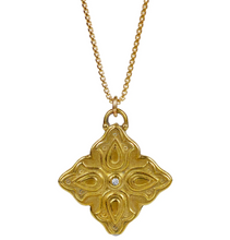 "Load image into Gallery viewer, Shiva Necklace ""Be the Change"""