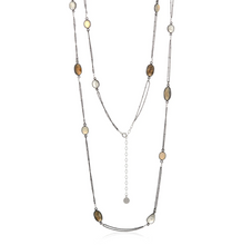 Load image into Gallery viewer, Mixed Moonstone Necklace