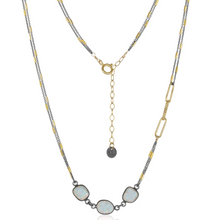 Load image into Gallery viewer, Ophelia Moonstone Necklace