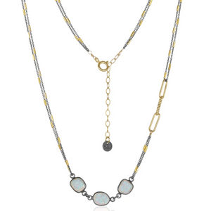 Ophelia Moonstone Necklace