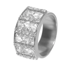 Load image into Gallery viewer, Ajmer Silver Ring