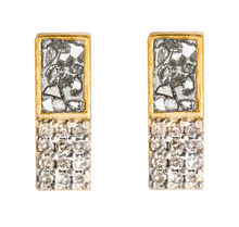 Load image into Gallery viewer, Alwar Studs - Gold