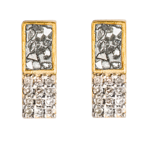 Alwar Studs - Gold