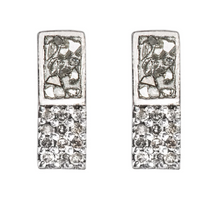 Load image into Gallery viewer, Alwar Studs - Silver