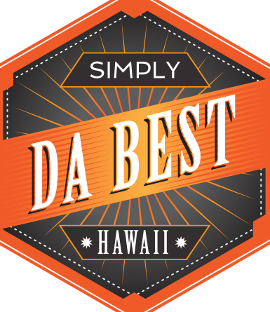 Hawaiian Phrase Quality Badge- Da Best