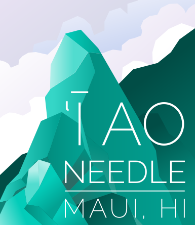 Hawaii's Places- Iao Needle