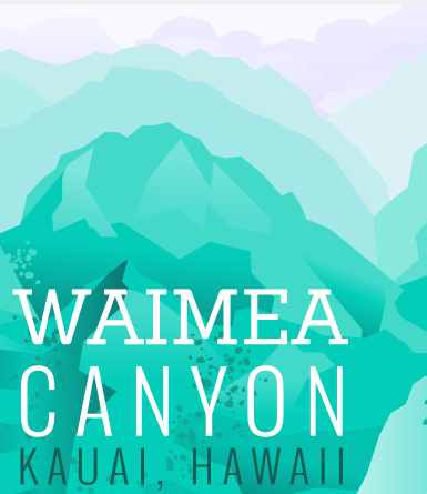 Hawaii's Places- Waimea Canyon