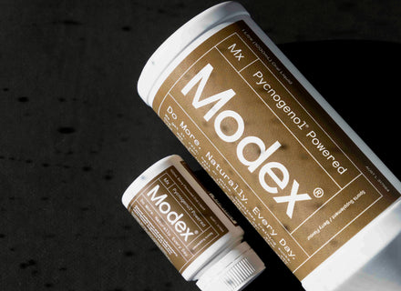 Modex lives up to its ability to 'Do More. Naturally. Every Day'