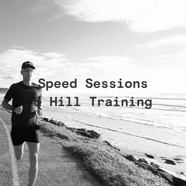Speed sessions VO2max