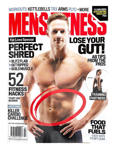 Mens fitness Modex Natural