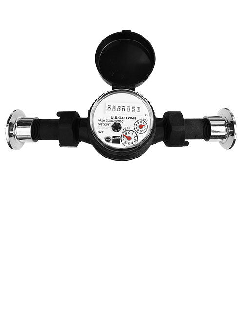Water Flow Meter Spec Sheet