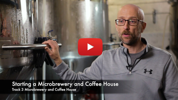 How to successfully open a microbrewery Part 4: Track 3 Microbrewery