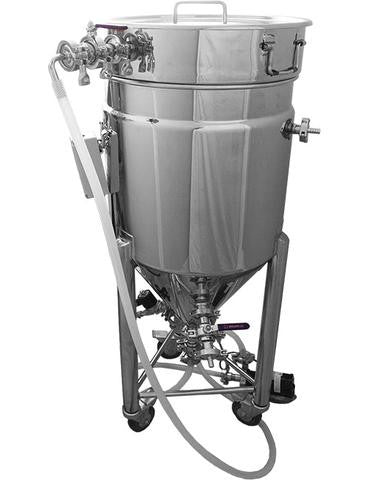 Basic overview of the beer making process