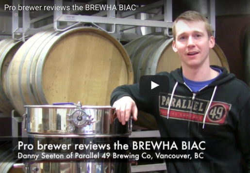 Pro brewer reviews the BREWHA BIAC