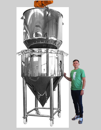 7BBL brewing system