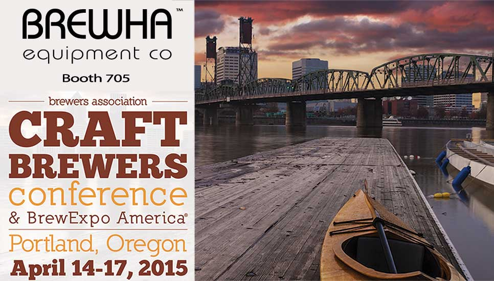 Craft Brewers Conference and Expo in Portland Oregon April 14-17 2015