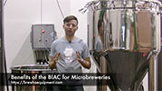 Benefits of the BIAC for Microbreweries