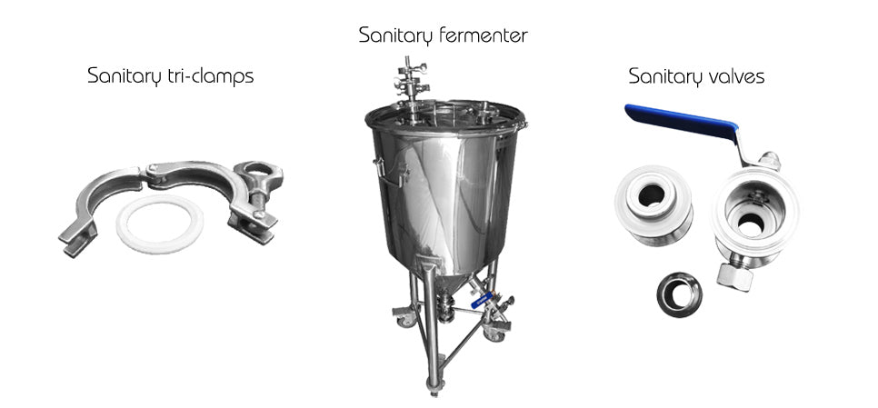 Conical fermenter benefits
