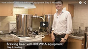 Learn to brew beer video 2