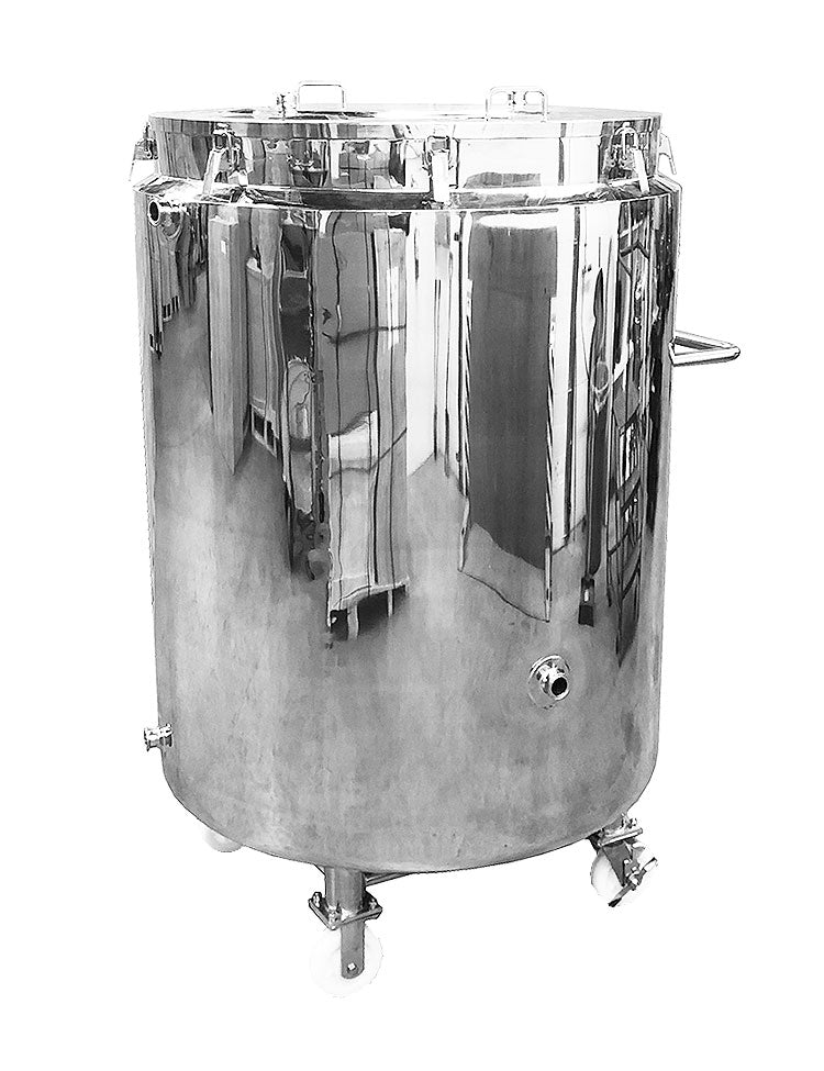 950L/250gal Two Zone Jacketed, Insulated and Portable Cold Liquor Tank