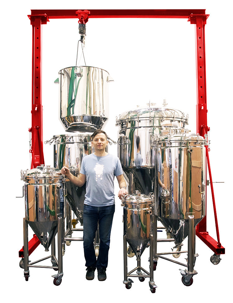 Biac All In One Complete Brewing System