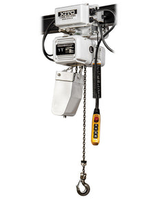 kito harrington food grade hoist