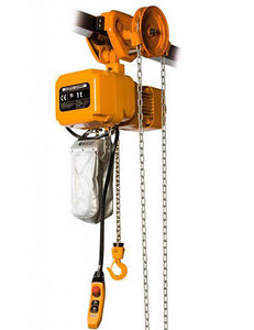 kito harrington SER electric hoist