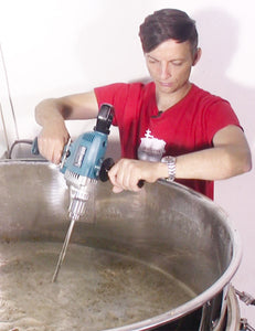 Mash Mixer with Blades
