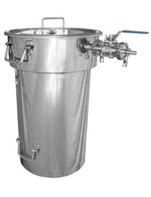 Load image into Gallery viewer, Stainless steel mash tun