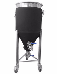 conical fermenter insulating jacket