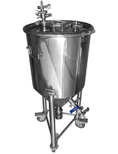 Load image into Gallery viewer, Stainless conical fermenter 10 gallon