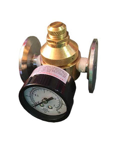 0 to 30psi water pressure regulator