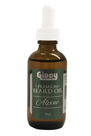 Alpine Premium Beard Oil