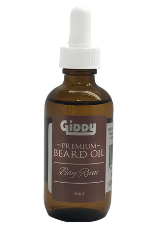 Bay Rum Premium Beard Oil