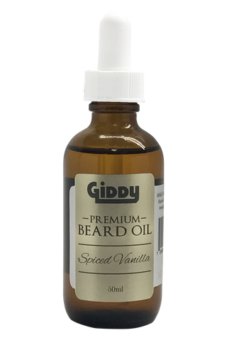 Spiced Vanilla Premium Beard Oil