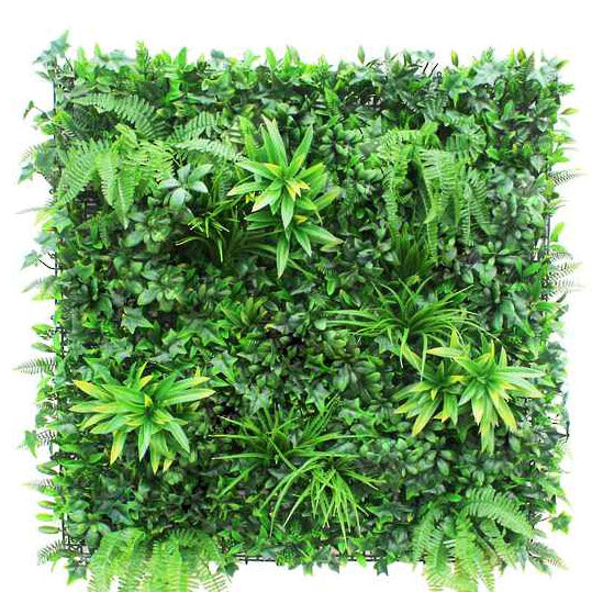 mixed foliage square 1m x 1m