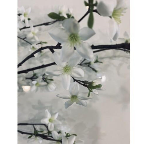 Blossom Stem - Pure White