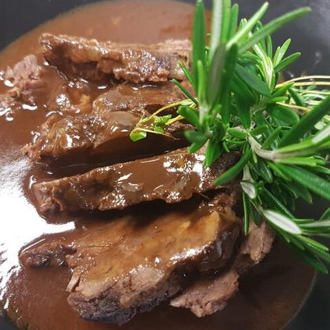 Beef Cheek PROTEIN ONLY - GF & DF - 300gms