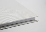 Berlin White-Ribbed StacheBook for iPad Air/Air 2
