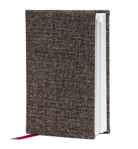 Hyde Park Heritage Tweed Journal