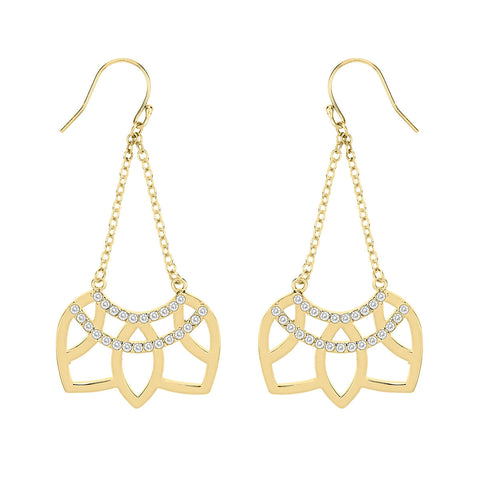 Swinging Arch Earrings