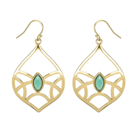 Vaulted Earrings