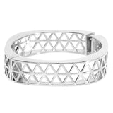 Lattice Hinge Bracelet