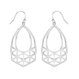 Lattice Earring