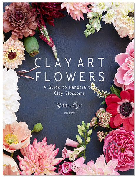 Clay Art Flowers - A Guide to Handcrafted Clay Blossoms - DECO Clay Craft Academy Shop - 1