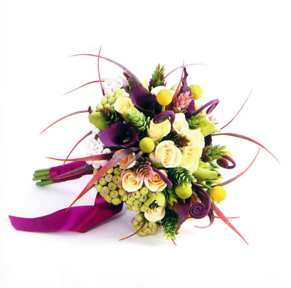 Wedding Bouquet: DECO Russia 5th Anniversary - DECO Clay Craft Academy Shop - 3
