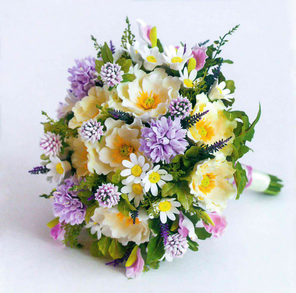 Wedding Bouquet: DECO Russia 5th Anniversary - DECO Clay Craft Academy Shop - 4